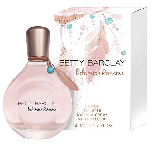 Betty Barclay® Bohemian Romance I Eau de Toilette - zart - floral - romantisch - ein Duft voller...
