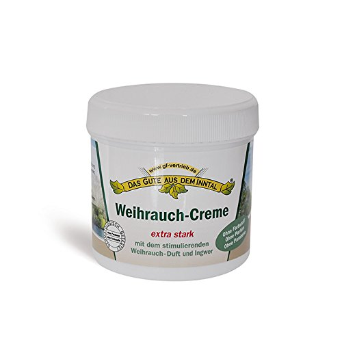 Inntaler Weihrauchcreme extra stark, 200 ml