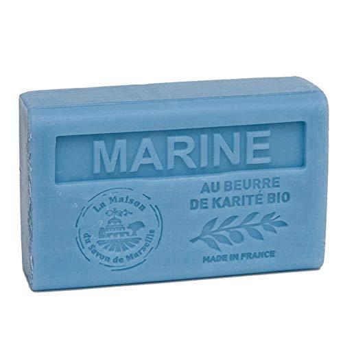 Seife Marine mit Sheabutter 125 g - Maison du Savon de Marseille