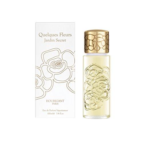 HOUBIGANT Quelques Fleurs Jardin Secret femme/woman Eau de Parfum, 100 ml