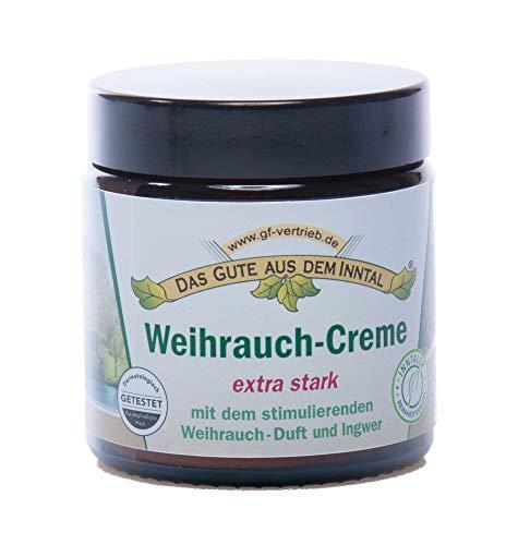 Original Weihrauch-Creme aus dem Inntal, extra stark, 2x 110ml