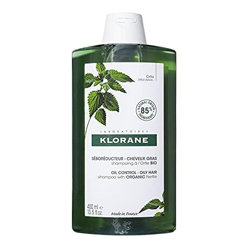 Klorane Oil Control Shampoo mit Brennnessel, 400 ml