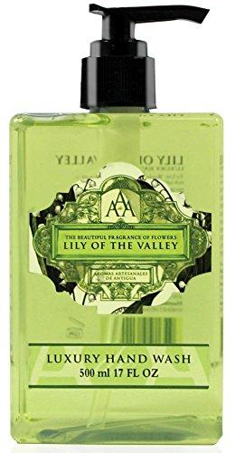Aromas Artesanales De Antigua Floral Lily Of The Valley Hand Wash 500ml