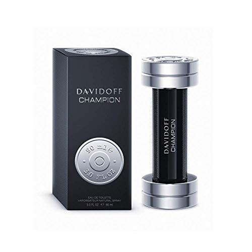 Davidoff Champion, homme/man, Eau de Toilette, 1er Pack (1 x 90 ml)