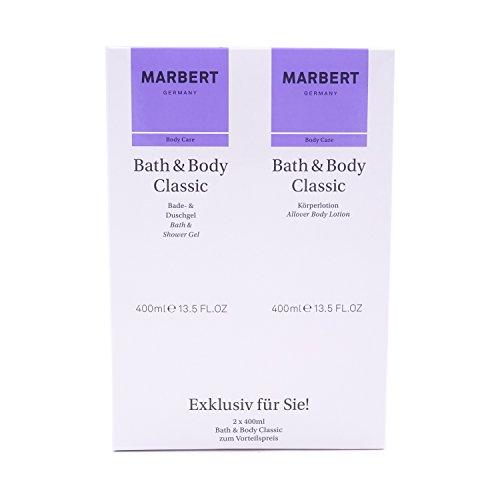 Marbert Bath & Body Classic Set XL Limitierte Edition