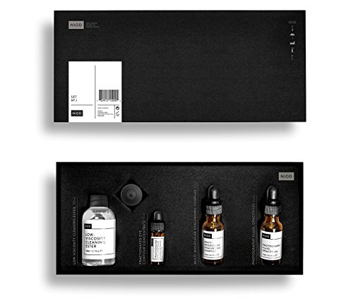 NIOD Introductory Set,Give skin a youthful, regenerative appearance with the NIOD Introductory Set