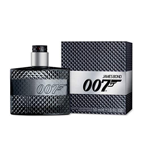 James Bond 007 Herren Parfüm – Eau de Toilette Natural Spray I – Unwiderstehlich-frischer...