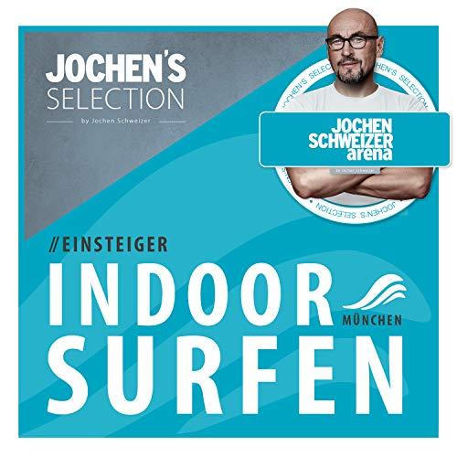 Jochen Schweizer Arena Indoor-Surfen Einsteiger I Surf Gutschein Anfänger I Erlebnis-Box Surfen I...