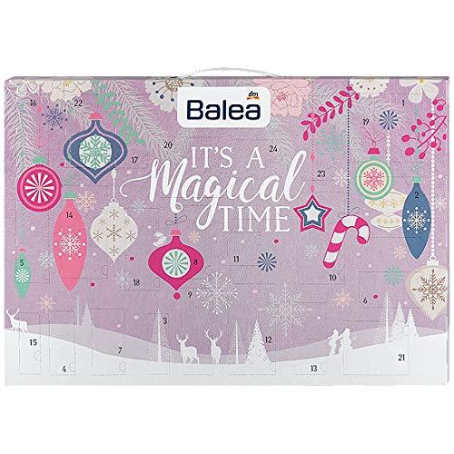 Balea Frauen Adventskalender 2019 - idealer Advent Kalender für die Frau, Beautykalender im Wert...