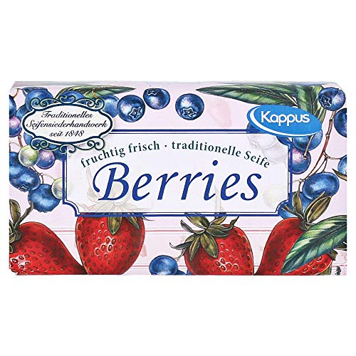 KAPPUS Florosa berries Seife 150 g Seife