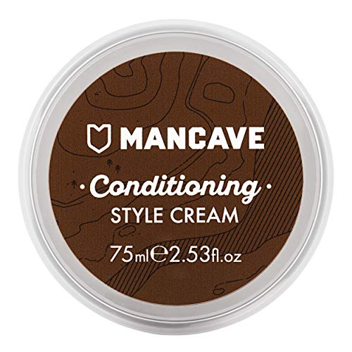 ManCave Stylingcreme, 1er Pack (1 x 75 ml)