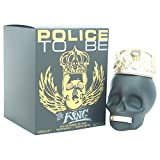 Police To Be The King EDT, 1er Pack (1 x 125 ml)