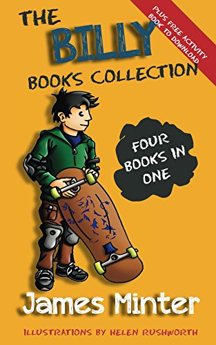 The Billy Books Collection Volume 1 (Billy Growing Up Book 10) (English Edition)