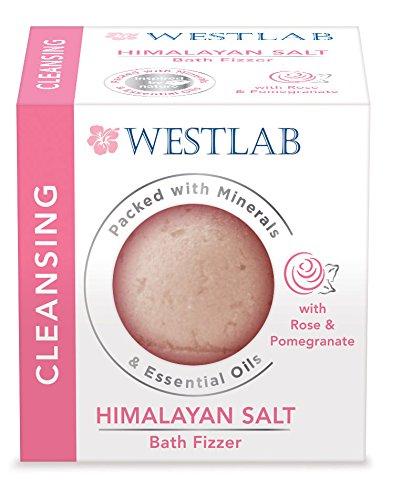 westlab Cleansing Himalaya-Salz-Bath Fizzer, 150g, 1Stück