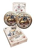 Schmiere - 2er Set Pomade + Pokerblatt #hart - Pomade from Rumble59