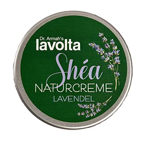 LaVolta Shéa Naturcreme Lavendel (225ml)