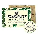HEYLAND & WHITTLE - Herbal Mint - Seifenstück