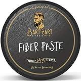 BartZart 100ml Fiber Paste I Haarwachs für Locken I verleiht Glanz, Halt & Definition I Haar Creme...