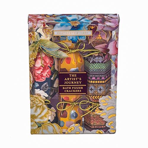 Heathcote & Ivory The Artist's Journey Bath Fizzer Knallbonbons Weihnachtsfeier