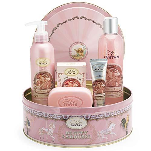 Lustige Geschenke Für Frauen: Französisches Beauty Set 1 Duschgel 250ml + 1 Bodylotion 200ml +...