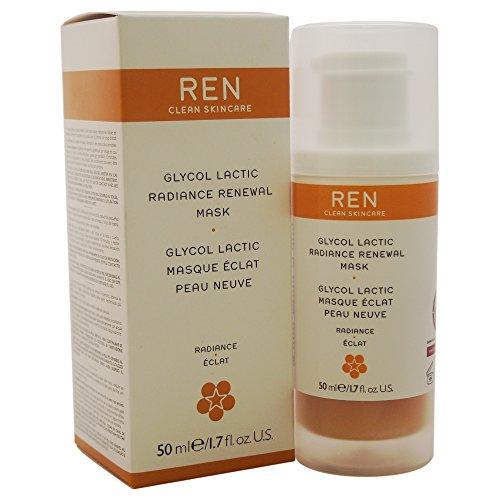 Ren Glycolactic Radiance Renewal Mask, 50 ml