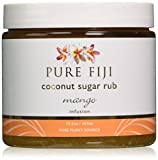 Pure Fiji Coconut Sugar Rub Mango, 15.5 Ounce by Pure Fiji