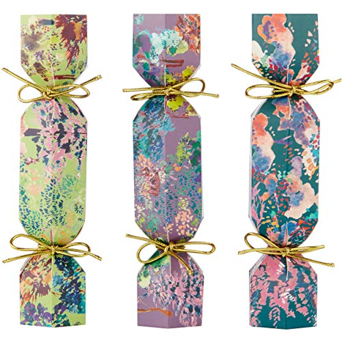 Heathcote & Ivory The Enchanted Forest Christmas Party Bath Fizzer Cracker, 5 g, runde Fizzers