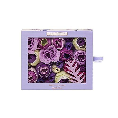 Heathcote & Ivory Lavender Fields Baden Blumen in Schiebebox, 85G