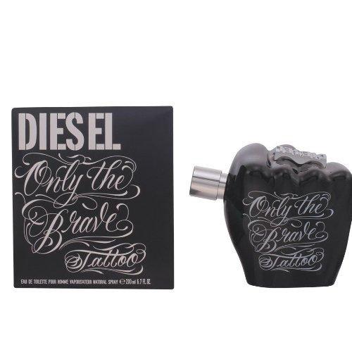 Diesel Only the Brave Tattoo homme/ men Eau de Toilette Vaporisateur/ Spray, 200 ml, 1er Pack, (1x...