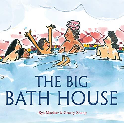 The Big Bath House (English Edition)
