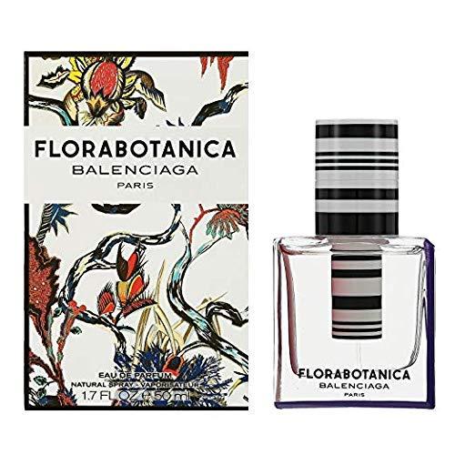 100% Authentic Balenciaga Florabotanica Eau de Perfume 50ml Made in France + 2 Niche Perfume Samples...