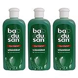 3er Pack Badusan Schaumbad Das Original 3 x 500 ml Badezusatz