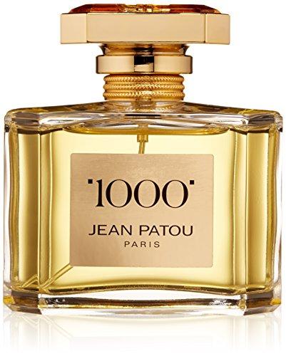 JEAN PATOU 1000 EDT Vapo 75 ml, 1er Pack (1 x 75 ml)