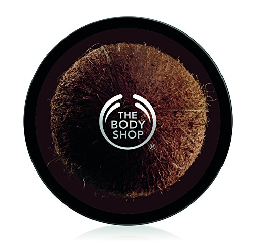 The Body Shop Coconut Body Butter unisex, Kokos Körperbutter 200 ml, 1er Pack (1 x 200 ml)
