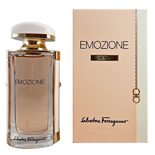 Salvatore Ferragamo Emozione femme/women, Eau de Parfum Vaporsiateur, 1er Pack (1 x 30 ml)