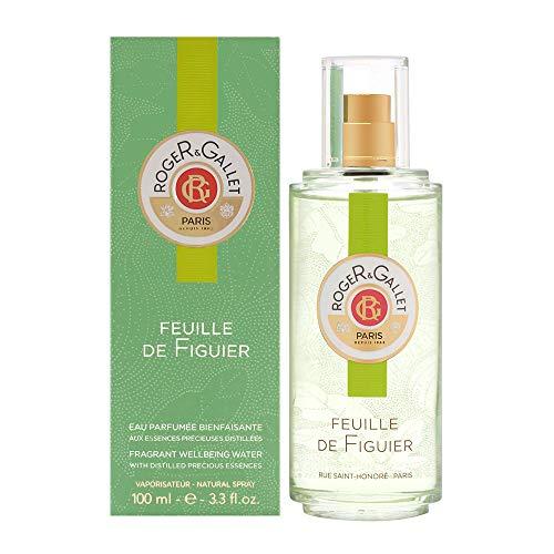 Roger & Gallet Feuille De Figuier Unisex Eau de Parfum, 100 ml