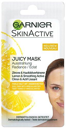 Skinactive rescue mask illumina limon und active alisador , 8ml