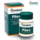 HIMALAYA HERBALS Pilex | Natürliche Hämorrhoiden Behandlung | Hämorrhoiden Fissurenbehandlung,...