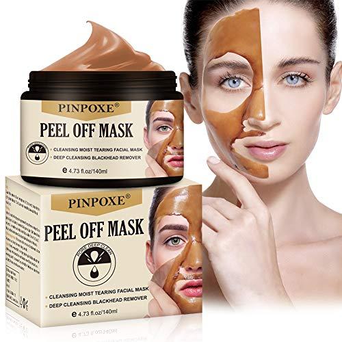 Peel Off Maske, Blackhead Remover Maske, Mitesser Maske, Anti Aging Mask, Blackhead Maske und gegen...